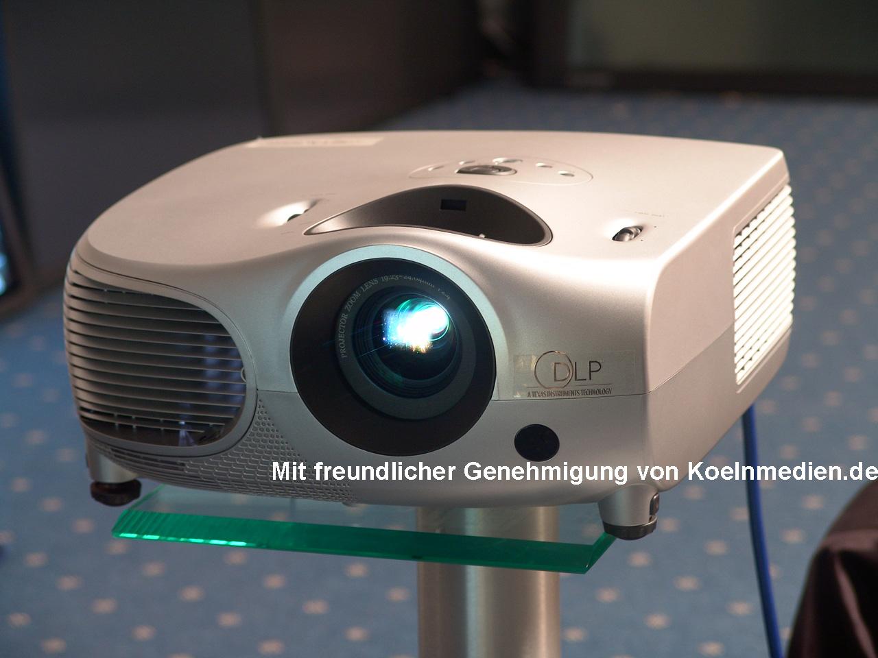 Metavision Projektoren Cht 726 Hdtv Dlp Beamer Hitachi Projector Cp Ex302 Projektor
